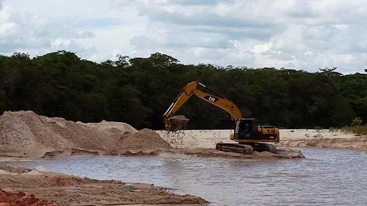 Mineradora deve indenizar por danos ao meio ambiente