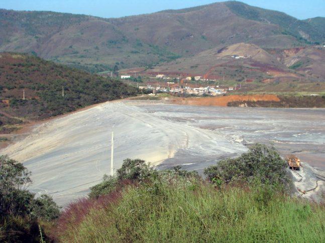 Decisão suspende atividades de barragem da Vale em Ouro Preto (MG)