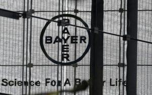 A Bayer comprou a Monsanto em junho de 2018