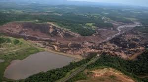 Rompimento barragem de Brumadinho