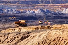 Extração Mineral