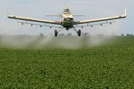 STF recebe ADI contra lei cearense sobre pulverização aérea de agrotóxico