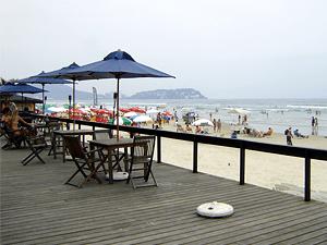 Tribunal derruba praia exclusiva em SC